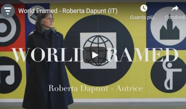 Museion: World Framed - Roberta Dapunt
