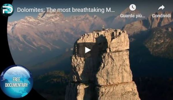 Dolomites: The most breathtaking Mountain Range (Free Documentary)