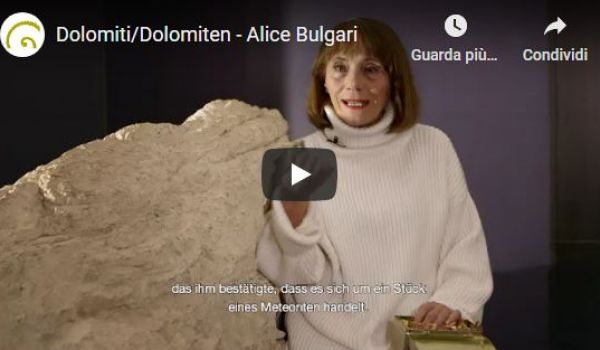 Dolomiti/Dolomiten - Alice Bulgari (Voltaire European Education Centre)