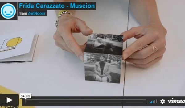 ZeitRoom: Frida Carazzato - Museion