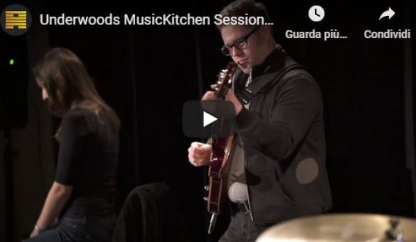 Mairania 857: Underwoods MusicKitchen Session II - Focus Teil