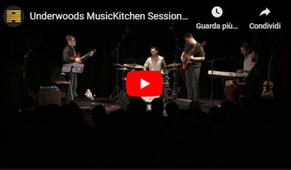 Mairania 857: Underwoods MusicKitchen Session II - Christkindl