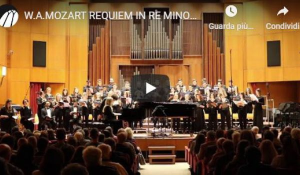 Conservatorio Monteverdi: W.A. Mozart - Requiem in Re minore KV 626