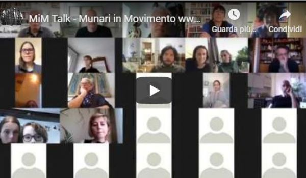 MiM Talk - Munari in Movimento