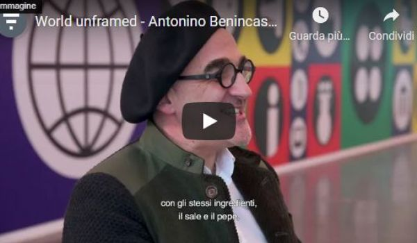 Museion: World unframed - Antonino Benincasa