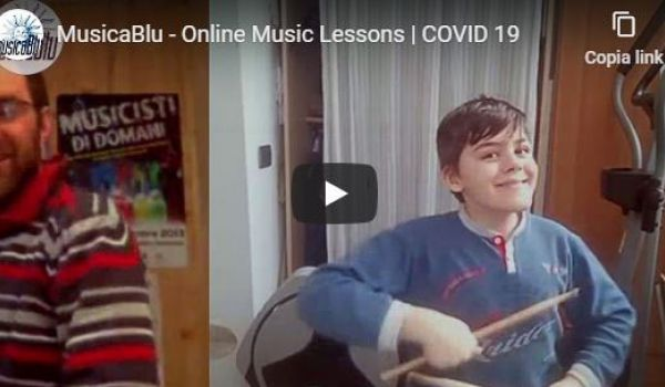MusicaBlu - Online Music Lessons