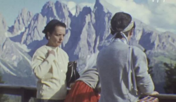 1956: In vacanza a Siusi (Memoryscapes)