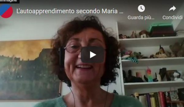 L'autoapprendimento secondo Maria Giovanna Tassinari (Centro e Mediateca multilingue)
