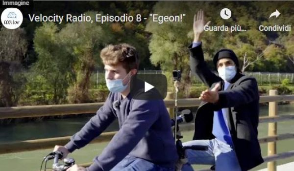 Velocity Radio, episodio 8 - Egeon (Cooltour)